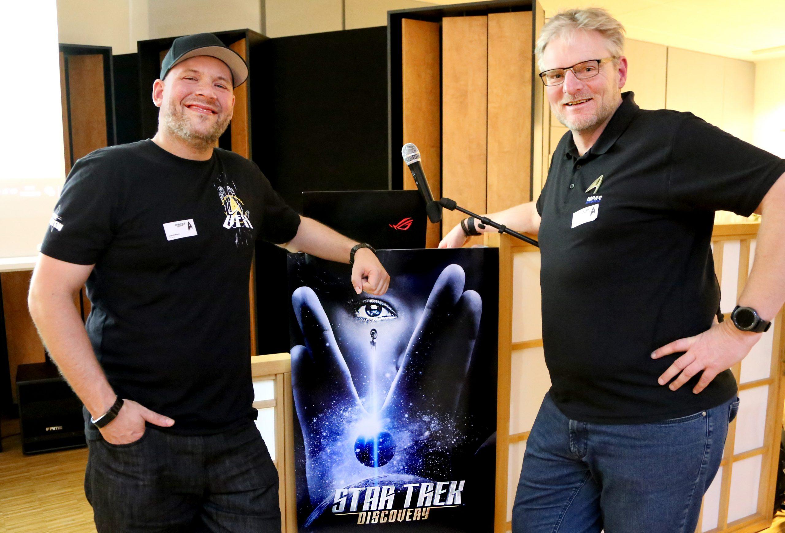 Star Trek Tag in Krefeld